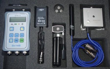 Accudata Environmental Ground Vibration Monitor