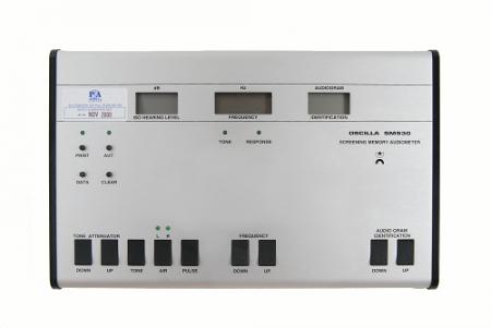 Castle SM930 Screening Audiometer Rental