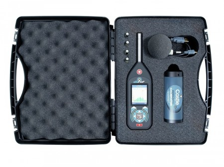 dBAir Noise Meter for Hire