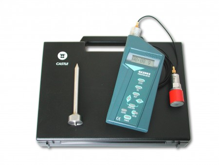 GA2002 General Purpose Vibration Meter