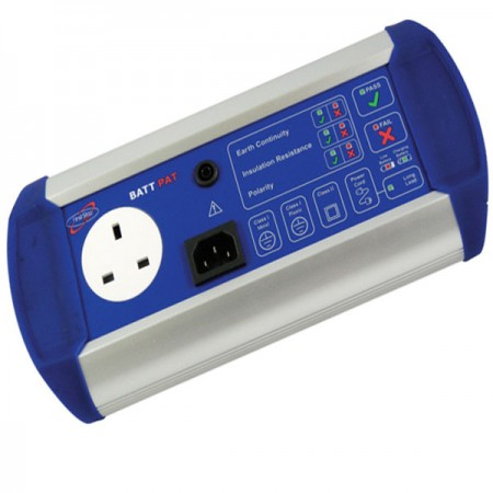 BattPAT - Battery Powered PAT Tester Rental