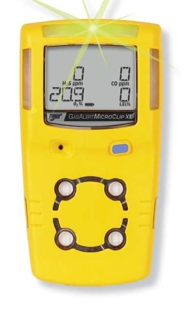 GasAlert Micro Clip X3 | 1 4 Gas