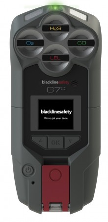 Four Gas Monitor from Blackline