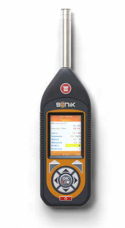 SONIK-SE Sound Meter