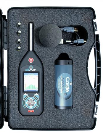 Safety Mangers Sound Meter