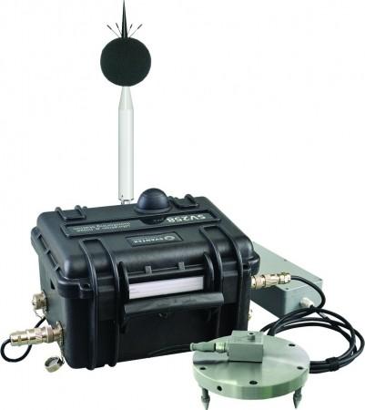 SV258 Pro Noise and Vibration Monitor