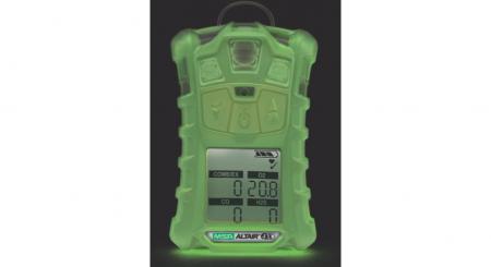 MSA ALTAIR® 4X (4 gas) Multigas Detector- GLOW 3 Year Warranty