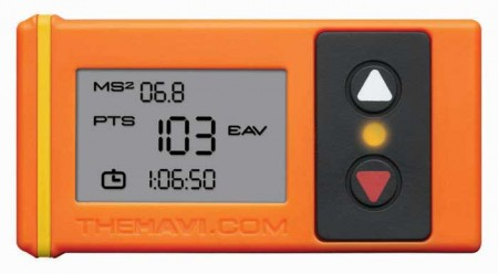 HAVi Hand-Arm Vibration Monitor