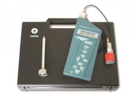 Castle GA2002 Vibration Meter