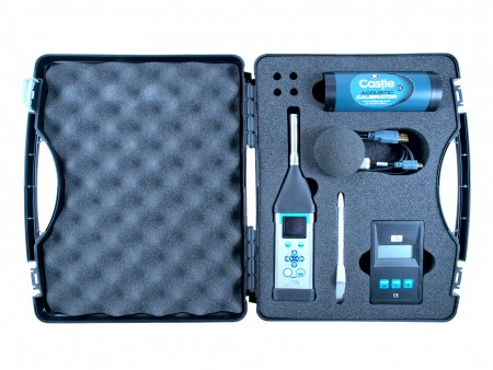 SV 971 Sound Meter System - Svantek