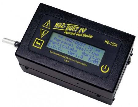 HAZ-DUST IV Personal Dust and Aerosol Monitor