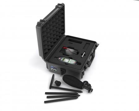 E-Box POWER - Lithium Powered Environmental Noise Monitoring System