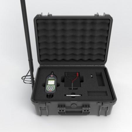 E-Box LITE - Simple Weatherproof Environmental Noise Monitoring System