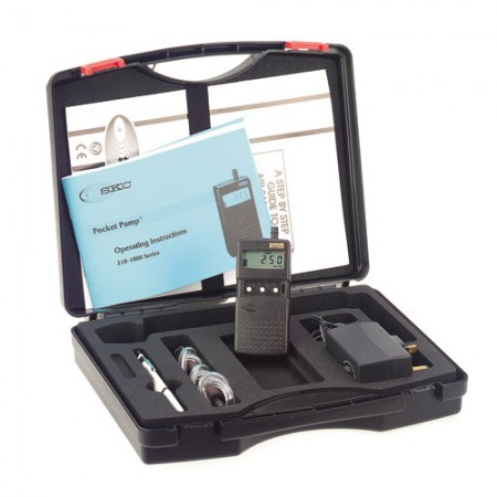 Pocket Pump Low Flow Meter Kit