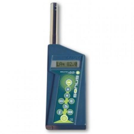 Castle Sonus GA116L - Data Logging Class 1 Sound Level Meter