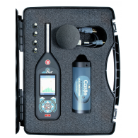 dBAir Handheld Safety & Environmental System