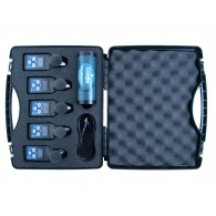 5 x SV104 Compact Personal Noise Dosimeter Kit