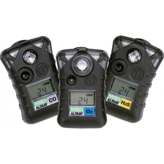 MSA ALTAIR Single-Gas Detector (O2, CO or H2S)