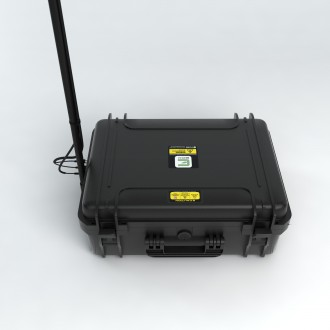 E-Box LIVE -  Solar Powered Environmental Noise Monitoring System with Live Data