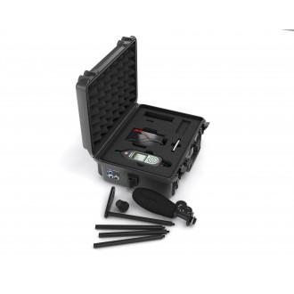 E-Box POWER - Solar Powered Environmental Noise Monitoring System