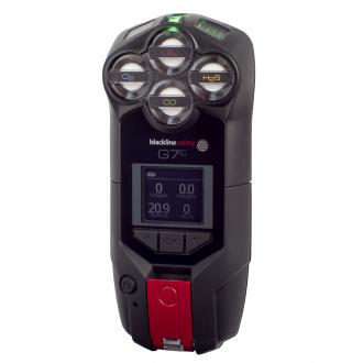 Blackline Gas Meter
