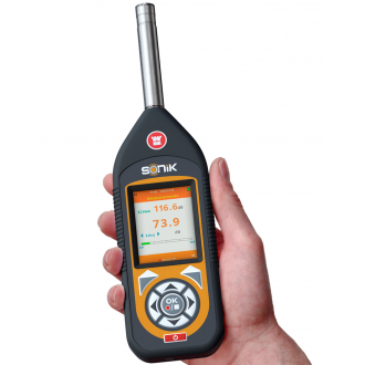 Castle SONIK Sound Meter