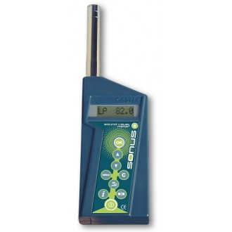 Castle GA116i Sonus Sound Level Meter